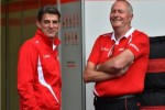 Booth en Lowdon naar Le Mans
