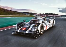 De nieuwe Porsche 919 hybrid [Foto's]
