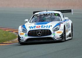 AMG Zakspeed wint op de Sachsenring