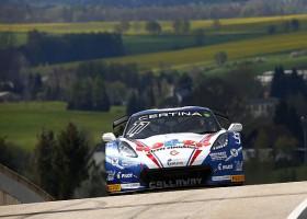 Callaway Corvette wint op de Sachsenring, Van Lagen beste Nederlander