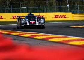Porsche legt beslag op gehele voorste startrij