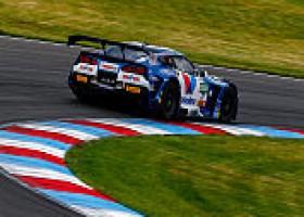 Corvette sterkste in tweede race, Nederlanders geen rol van betekenis