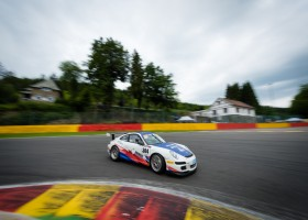 Van Berlo pakt direct podium bij rentree in de Supercar Challenge