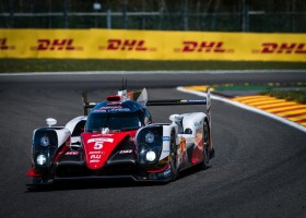 Toyota heeft zege op Le Mans verloren door een turboprobleem
