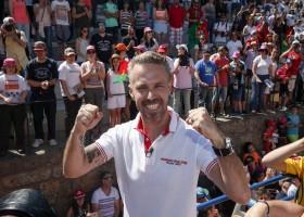 Monteiro naar pole, Coronel begint race 1 vooraan