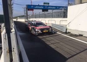 René Rast vervangt Adrian Tambay op Zandvoort