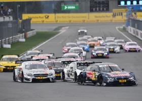 Wittmann sterkste in een door BMW gedomineerde race