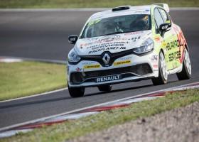 Clio Cup komend weekend in actie op Hockenheim