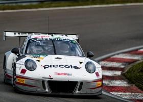Porsche pakt winst, Mies en Di Phillipi pakken titel op Hockenheim
