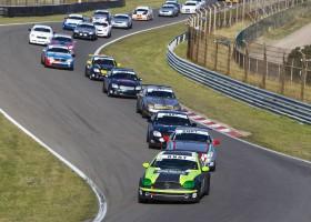 Mooie ontknoping eerste seizoen Mercedes SLK Cup