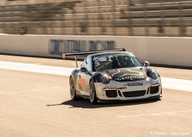Team RaceArt en Roger Grouwels pakken titel van vicekampioen in Porsche GT3 Cup Challenge Benelux 20