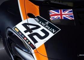 Strakka Racing naar de Blancpain GT Series