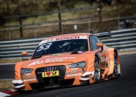 Nyck de Vries test voor Audi