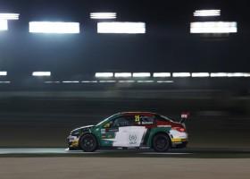 Tarquini en Bennani winnen afsluiters in Qatar