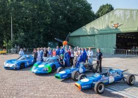 Classic Wing & Wheels op 26 augustus 2017 naar Gilze-Rijen