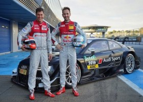 Rast en Duval aan Audi DTM line-up toegevoegd
