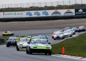 Mazda Max5 Cup opent het nieuwe jaar op Zandvoort