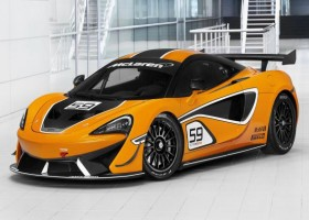 Las Moras Racing en Equipe Verschuur met nieuwe McLaren 570S GT4