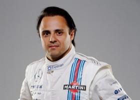Massa test met Jaguar Formule E bolide