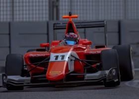 Steijn Schothorst naar Arden in de GP3