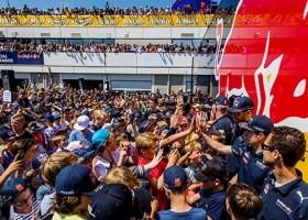 Max Verstappen 20 en 21 mei met Red Bull bolide naar Zandvoort