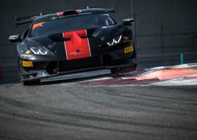 Rik Breukers succes in Lamborghini Super Trofeo Middle East