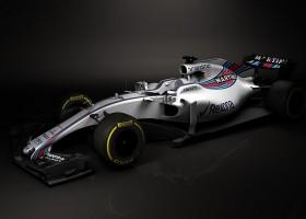 Eerste beelden nieuwe Williams bolide online