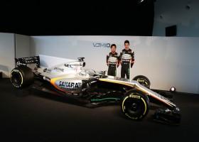 Force India trekt doek van nieuwe VMJ10