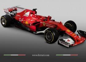 Met SF70H vecht Ferrari voor de titel [Foto's]