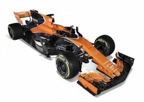 McLaren in het oranje