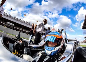 Vrouwelijke testcoureur voor Sauber