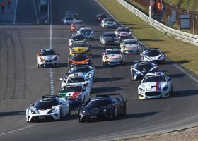 Al 25 inschrijvingen in GT4 European Series Northern Cup