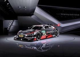 Audi presenteert nieuwe RS5 DTM