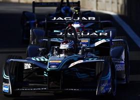Jaguar I-TYPE als vierde en achtste geëindigd in Mexico-Stad