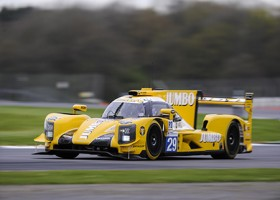 Lastige race voor Racing Team Nederland in Silverstone
