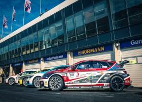 Febo Racing pakt podium ondanks tegenslagen