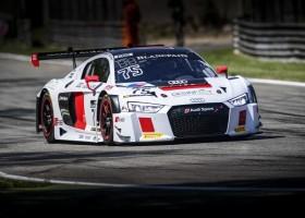 27 bolides binnen een seconden bij Blancpain GT Series Endurance Cup