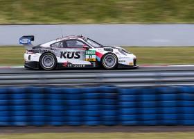 Porsche wint op Oschersleben vanaf pole