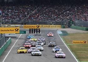 Green wint tweede wedstrijd van het weekend op Hockenheim