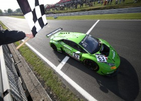 Bortolotti en Engelhart winnen hoofdrace, Robin Frijns naar p2