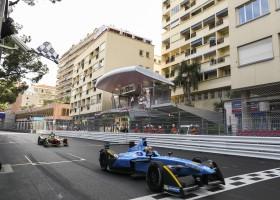 Buemi wint in straten van Monaco, Frijns mist punten