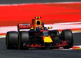 Verstappen ziet finish in Spanje niet