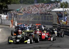 Günther ook in derde F3-race in de straten van Pau de sterkste