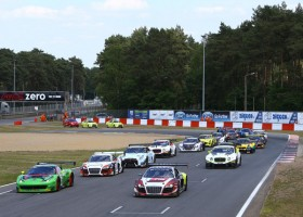 Blancpain GT Series dit weekend in Zolder