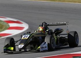 Lando Norris test met McLaren