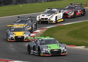 Audi legt beslag op de eerste vier plekken op Zolder, podium voor Frijns