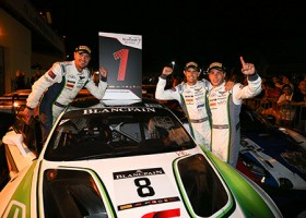 Bentley M-Sport wint op Paul Ricard