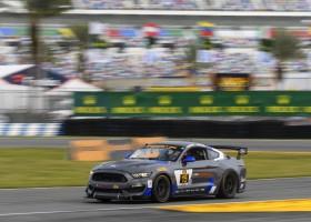 Mustang GT4 debuteert op Goodwood
