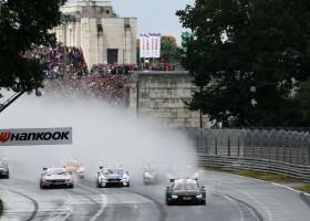 Bruno Spengler wint op dominante wijze DTM-race op de Norisring