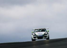 Maassen wint race 2 van de Porsche Racing Days op Zandvoort